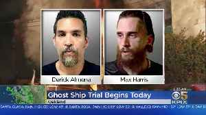 Trial Set To Begin In Ghost Ship Fire Case [Video]