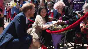 Prince Harry's Biggest Fan, Daphne Dunne, Passes Away at 99 [Video]