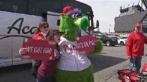 Phillies Fans Make Trip To DC To Support Bryce Harper As He Returns To Nationals Park [Video]