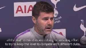 Mauricio Pochettino: New Spurs stadium will help us become one of the best clubs in the world [Video]
