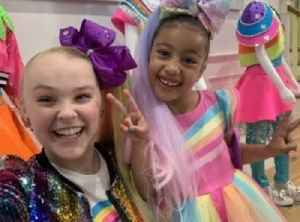 North West Spends the Day With YouTube Star JoJo Siwa [Video]
