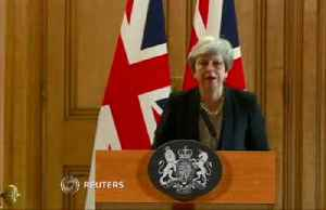May says she will ask for a further Brexit delay [Video]