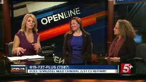 Does TN need Criminal Justice Reform? p2 [Video]