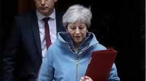 UK PM May Seeks Further Brexit Delay [Video]