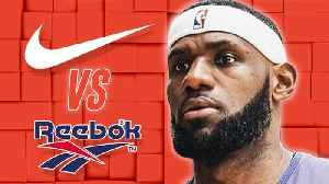 Why LeBron James Chose Nike Over Reebok & How 'Space Jam' Is HELPING ] Him Prepare For Next Season! [Video]
