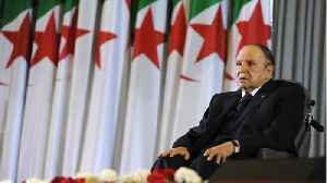 Algerians Take To Streets To Celebrate Longtime Leader's Departure [Video]