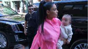 Kim Kardashian Reveals Likely Name For Her 4th Baby [Video]