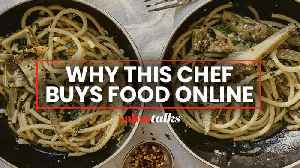Bon Appétit's food director is taking the shame out of online grocery shopping [Video]