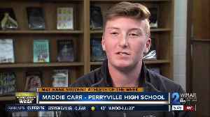 Student Athlete of the Week - Maddie Carr [Video]