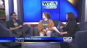 Tupelo Film Festival allows local filmmakers to showcase their work [Video]