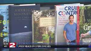 NewsTalk: Good reads on the shelves [Video]
