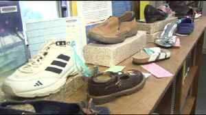 VIDEO Carbon County center sharing shoes and stories of sexual assault survivors [Video]