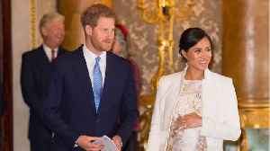 News video: Prince Harry and Meghan Markle Start Their Own Social Media Page