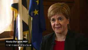 Sturgeon: 'Corbyn runs the risk of falling into a Tory trap' [Video]