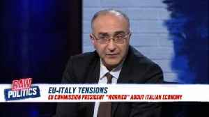 EU commission president urges Italian government to strengthen economy [Video]