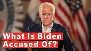 Former Vice President Joe Biden Accused Of 'Inappropriate' Touching By Multiple Women [Video]