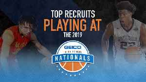 Top Recruits Playing at the 2019 GEICO Nationals [Video]