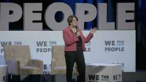 2020 Dems Pitch Progressive Ideas During We The People Summit [Video]