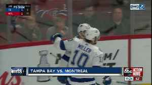 Montreal Canadiens beat Tampa Bay Lightning to strengthen chance for wild card [Video]