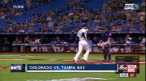 Tampa Bay Rays off to best 6-game start in franchise history after win over Colorado Rockies [Video]