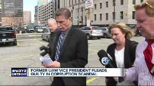 Former UAW VP Norwood Jewell pleads guilty, faces up to 5 years in prison [Video]