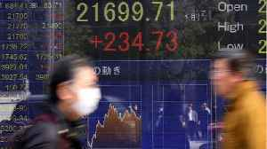 Asian Stocks Hit High Since September [Video]