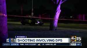 DPS fires shots at suspect in Phoenix [Video]