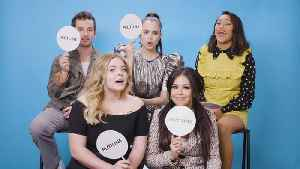 The Cast Of 'PLL: The Perfectionists' Plays Plotline Or Headline [Video]