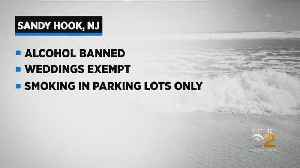 Alcohol Banned On Sandy Hook Beach [Video]