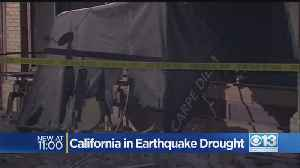 California In Earthquake Drought [Video]