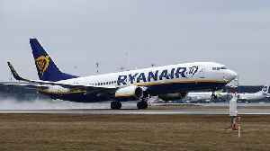 'Ryanair is the new coal' as it becomes first airline in EU's top ten biggest polluters [Video]