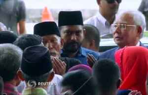 Malaysia's former leader Najib in the dock as graft trial begins [Video]
