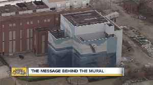 What's with Cleveland whale mural? [Video]