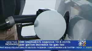 Joint Committee Agrees On Deal To Hike Ohio Gas, Diesel Tax [Video]