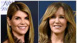 College Admissions Scandal: Loughlin and Huffman In Court Wednesday [Video]