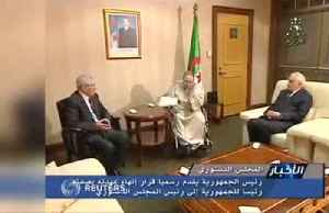 Algeria's 82-year-old president resigns following mass protests [Video]