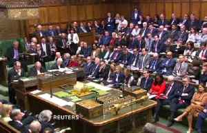News video: May - we have areas of agreement with Labour opposition on Brexit