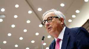 EU's Juncker says no more short Brexit delays unless deal approved by April 12 [Video]