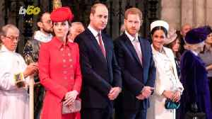 Want To Work For Meghan Markle Or The Queen? Here's How Recruitment Works [Video]
