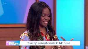 Strictly's Oti Mabuse Reveals How Her Husband Deliberately Intimidates Her Celeb Partners [Video]