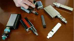 FDA Warns E-Cigarettes Linked To 37 Seizures In Past Decade [Video]