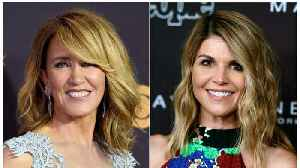 Felicity Huffman, Lori Loughlin Will Appear Today In Court [Video]