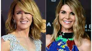 Lori Loughlin And Felicity Huffman Will Reportedly Face Prison Time For College Admissions Scandal [Video]