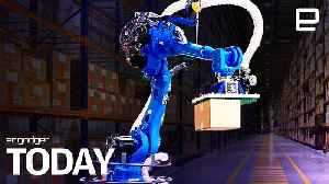 Boston Dynamics is giving its industrial robots better brains and eyes | Engadget Today [Video]