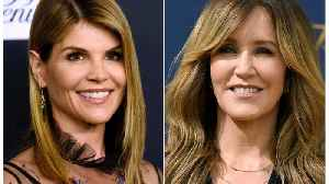 Lori Loughlin And Felicity Huffman Make First Court Appearance [Video]