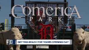 Detroit Tigers Opening Day 2019: Where to park & buy ahead of time [Video]