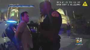 Miami Police Body Cam Video Shows Arrest In Brickell Bridge Incident [Video]