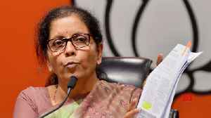 Nirmala Sitharaman says, Congress Manifesto will effect morale of Indian Armed Forces |Oneindia News [Video]