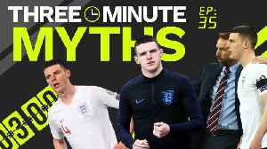 England's New Midfield General: Revealed | Three Minute Myths [Video]