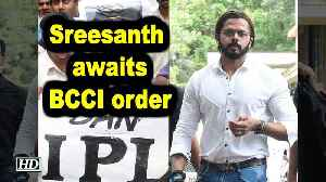 Sreesanth awaits BCCI order on his punishment, holds 'Nach Baliye' [Video]